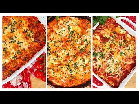 3 lasagna hacks. YouTube