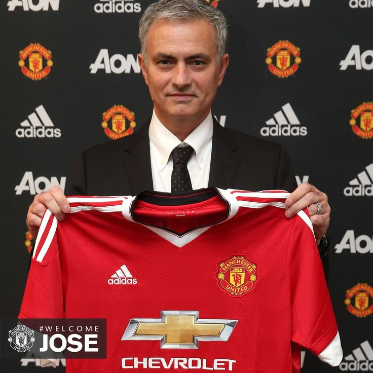 Club statement: Jose Mourinho becomes United manager - Official Manchester United Website