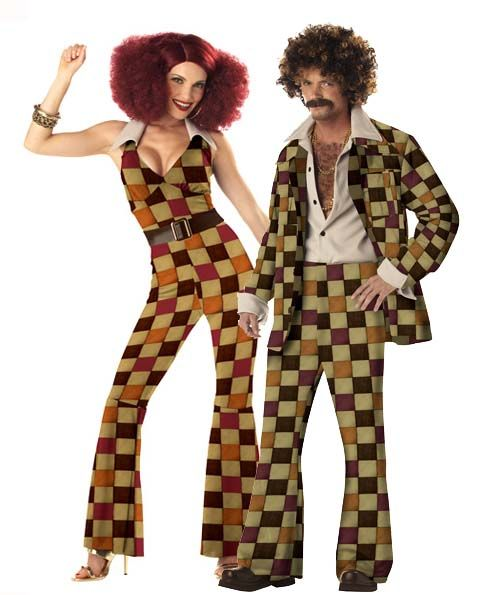 Decades Costume Parties Part III – The 70s Costume Party
