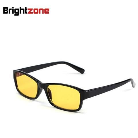 f2e4895f791b New Arrival Men Women Anti-Radiation UV Fatigue Blue Light Blocking  Computer Gaming Eye Glasses Yellow Indoormodlilj