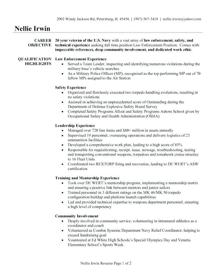 Resume Templates And Resume Examples Resume Objective Examples