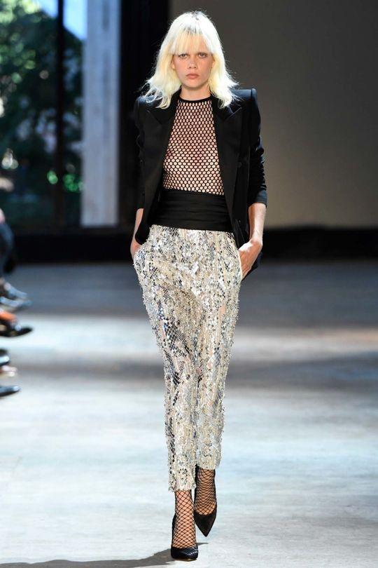 Alexandre Vauthier haute couture autumn/winter '16/'17 - Vogue Australia