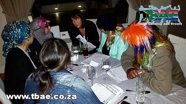 Allan Gray Murder Mystery Team Building Franschhoek