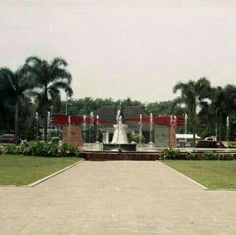 Alun-alun Majalengka in Majalengka, Jawa Barat