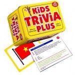 Kids Trivia Plus Tin Edition - New