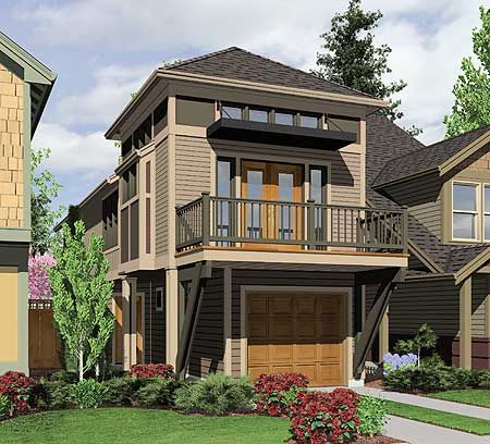 1000 images about 2 story garage on pinterest home for House plans with 2 story library