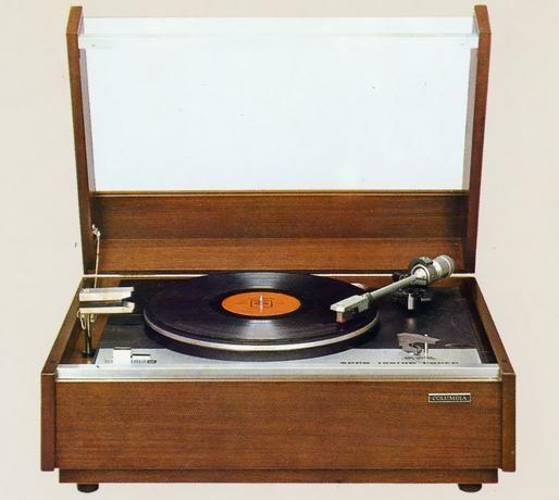 DENON/COLUMBIA 4055   1968