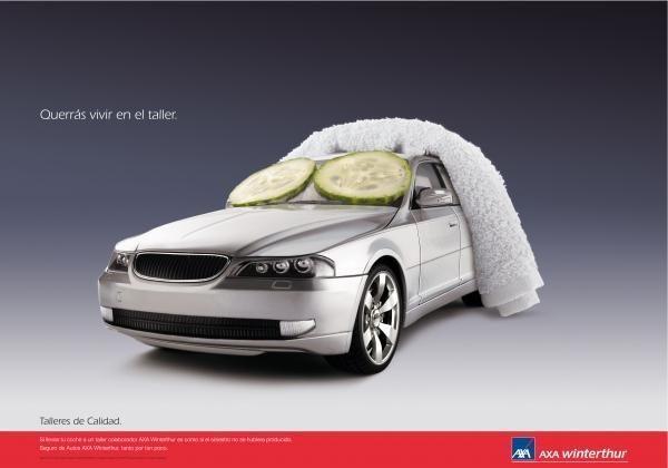 Terrific Photos Spa Car Insurance Shoot Axa Winterthur Print