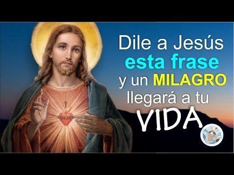 ORACIÓN MILAGROSA AL DIVINO NIÑO JESÚS, PARA PETICIONES URGENTES O DESESPERADAS - YouTube