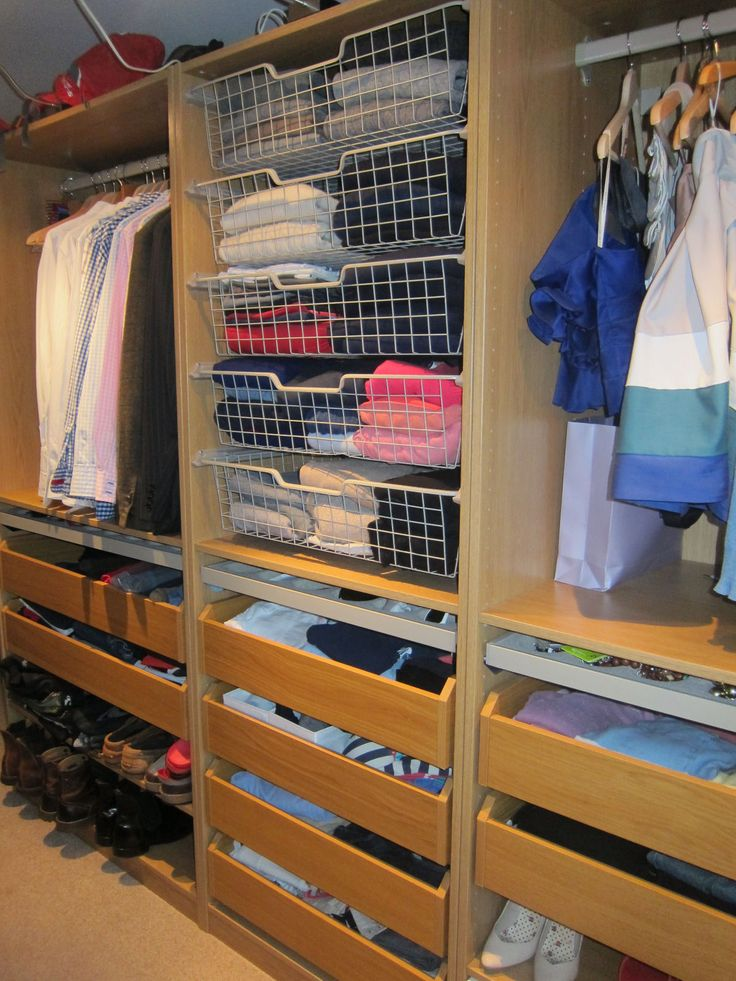 23 best images about clothes storage on pinterest cream for Storage wardrobe ikea