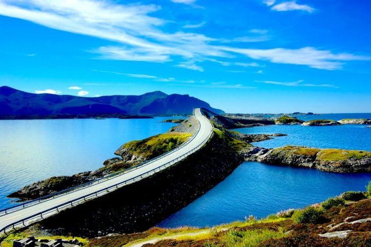 Cet été, vous serez parée pour réaliser un de ces 10 plus beaux road trip du monde
