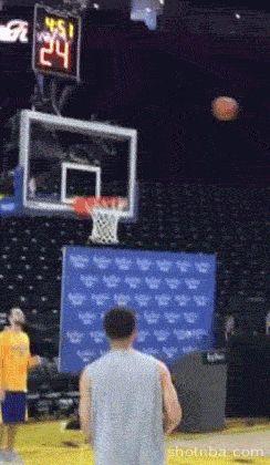 Stephen Curry Shooting Jump Shot(36)