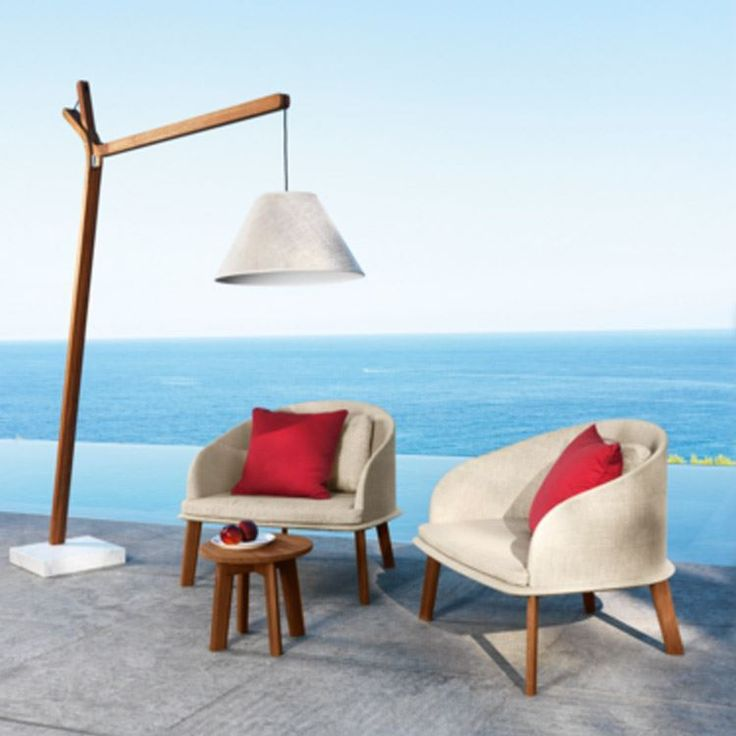 Picture of Outdoor Easy chair Cleo Talenti