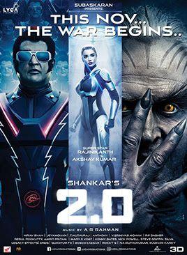Robot 2.0 Full Movie In Hindi