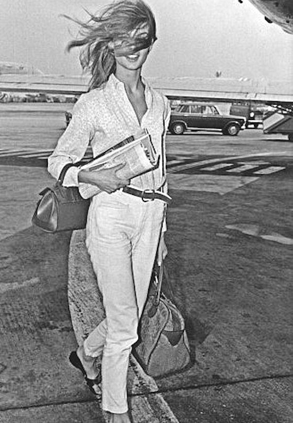 Jean Shrimpton in London, 1965, by Rue Des Archives