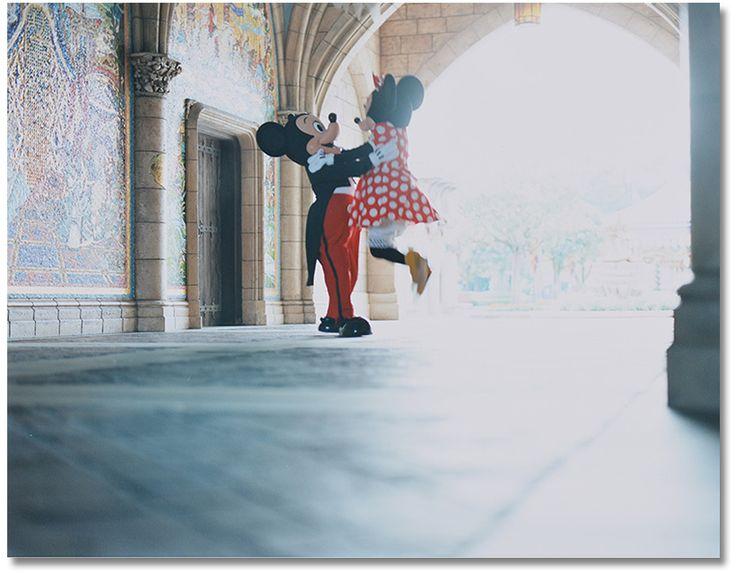 Orie Ichihashi / 市橋織江 東京ディズニーリゾート,東京ディズニーランド,ミッキー,ミニー,シンデレラ城