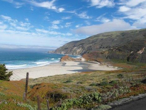 monterey+beach+drive visitar monterey en california