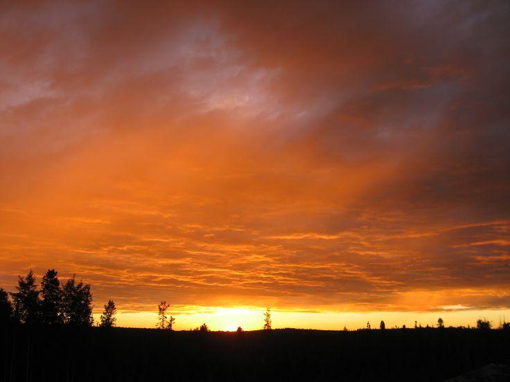 Alberta Sunsets