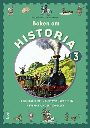 Boken om historia 3 | Liber