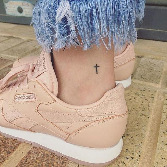 50 little ankle tattoos that make the biggest statement