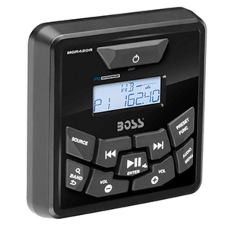Boss Audio MGR420R Bluetooth Remote Control f-MGR450B