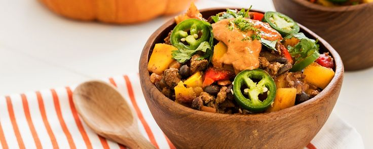 Chipotle Pumpkin Chili