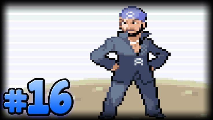 Pokemon Sapphire - Part 16: Archie [Mt. Chimney]