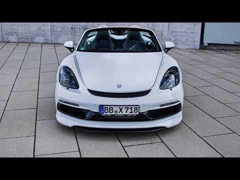 New TECHART options for Porsche 718 GTS