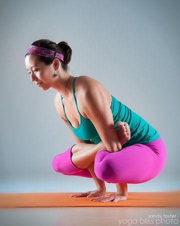 Rooster Pose (Kukkutasana) » Yoga Pose Weekly