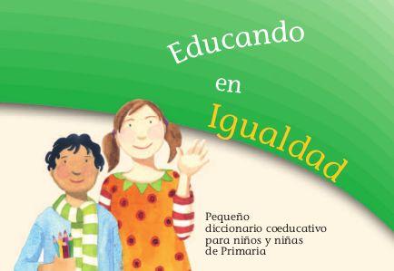 Sonrisas de Colores: Diccionario Educando en Igualdad