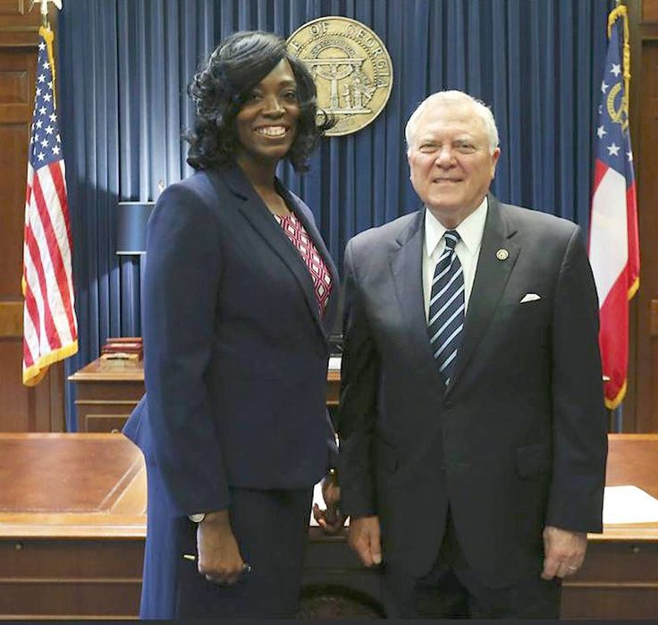 Morris Brown alum  Shonda Gilkey, director of probation services for the Clayton Judicial Circuit, was recently appointed by Gov. Nathan Deal to the Department of Community Supervision Advisory Council.