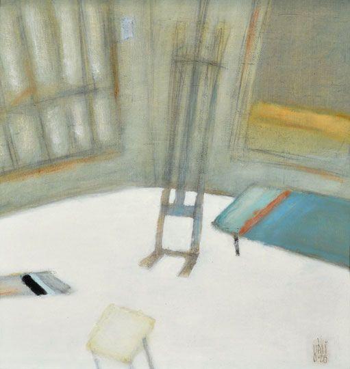 Váli Dezső: Angol műterem, 2008