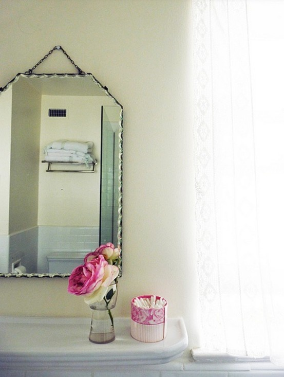 Best 25 Vintage Bathroom Mirrors Ideas On Pinterest Basement Bathroom Ideas Vintage Bathroom Floor And Half Bathroom Remodel