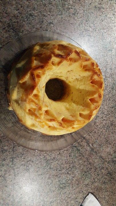 Mandarinen – Schmand – Pudding – Kuchen – Lisa Childress