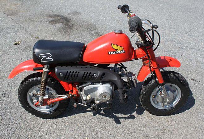 The History Of The Honda Monkey The World S Favorite Minibike In 2020 Honda Mini Bike Bike