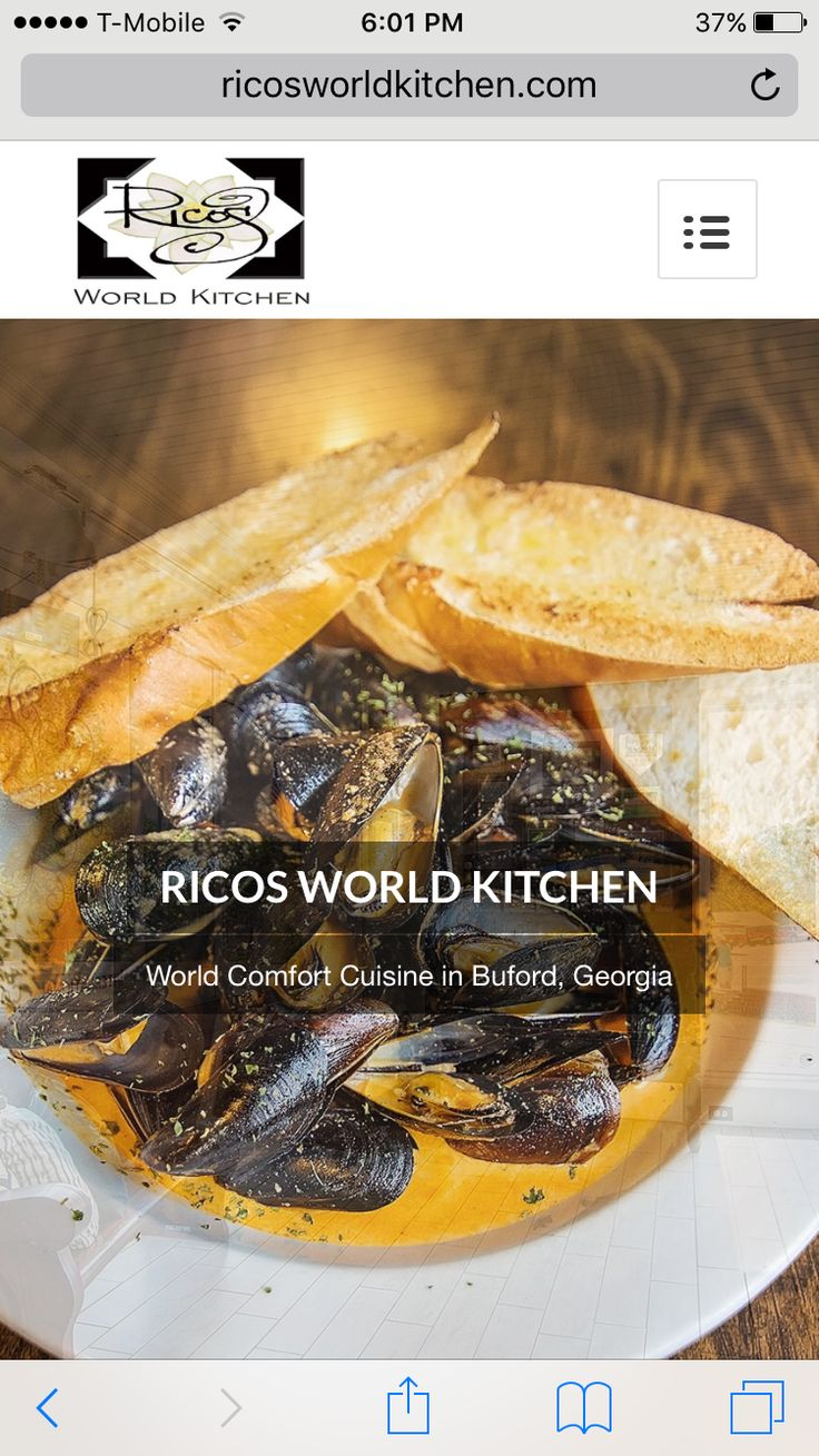 Ricos world kitchen restaurant