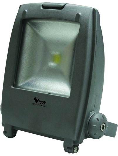 VIGOR FARO PROIETTORE A LED ESTERNO GRIGIO 950 LUMEN WATT 10 http://www.decariashop.it/home/19344-vigor-faro-proiettore-a-led-esterno-grigio-950-lumen-watt-10.html