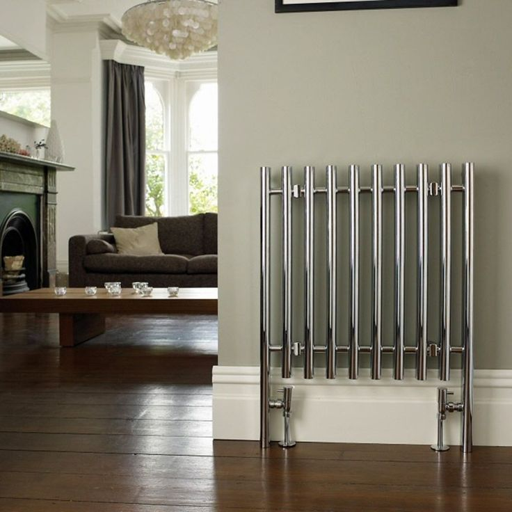Chrome Designer Radiators | Hot Water Radiator