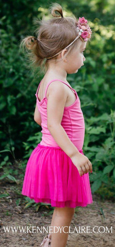 Pink Toddler Leotard Dress, Toddler Leotards, Leotard Tutu Dresses
