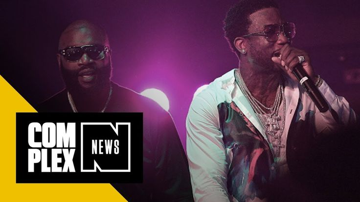 Rick Ross is Seen Hanging with Gucci Mane After His Health Scare - https://www.mixtapes.tv/videos/rick-ross-is-seen-hanging-with-gucci-mane-after-his-health-scare/