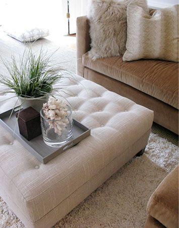 Top 25+ best Ottoman ideas ideas on Pinterest Coffee table - living room ottoman