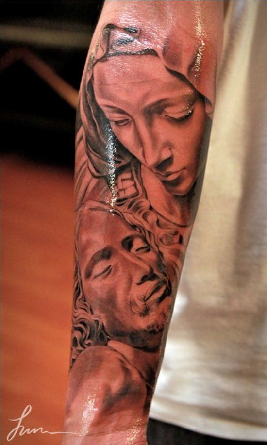 Tattoo by Jun Cha from shockmansion.com
