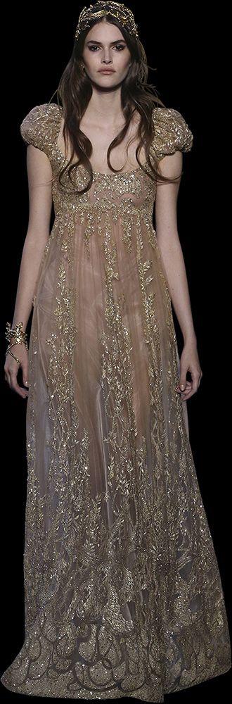 ELIE SAAB - Haute Couture - Automne Hiver 2015-2016
