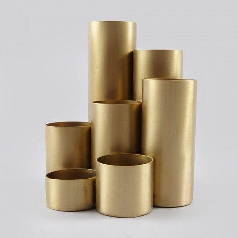 portapenne Brass in ottone – unlimited-italia