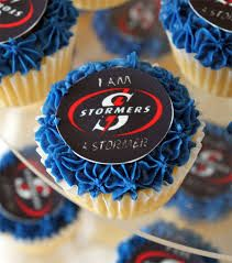 stormers rugby cupcake pictures - Google Search