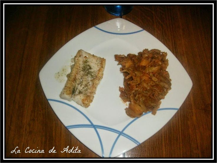 La Cocina de Adita: Judías verdes, rehogadas con pimentón (dieta)