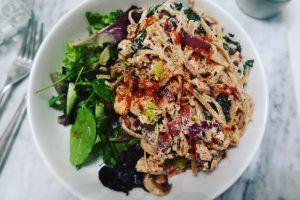 Creamy garlic salmon linguine – Fopperholic Lifestyle Blog