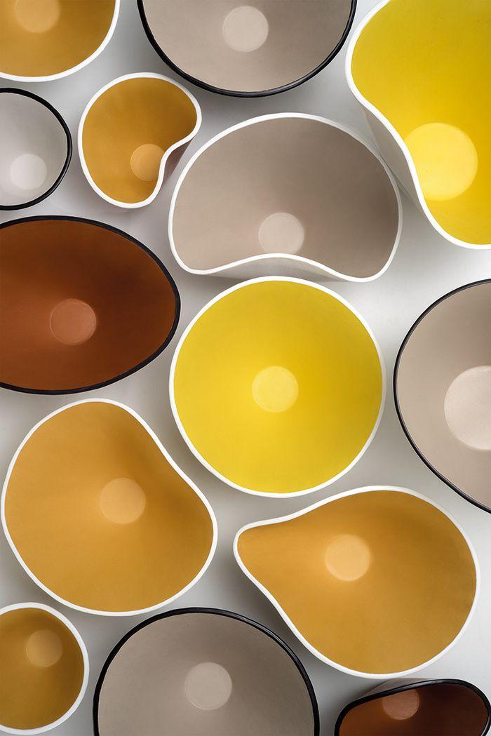 Les bols en cuir de Loewe