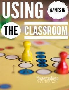 Reading Word Work Activities to Use with Games in the Classroom