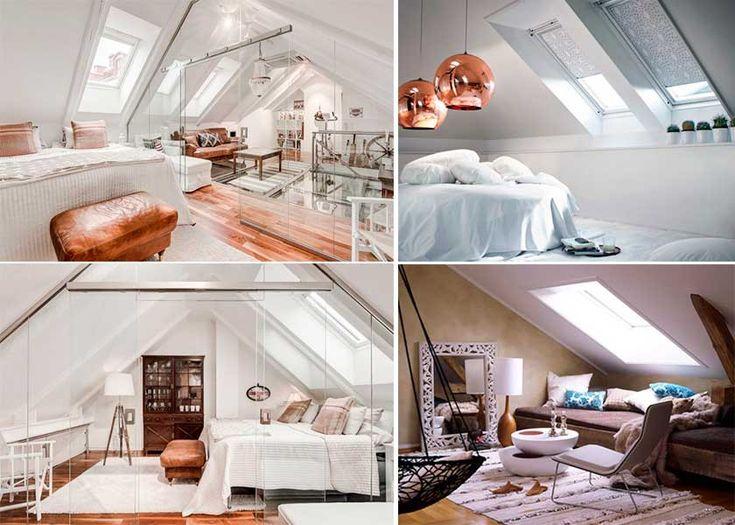 A tetőtéri lakásoknak nagyon barátságos meghitt hangulata van, de a bebútorozása igazi kihívás. Mi most segítünk pár tippel, hogyan tudod a legoptimálisabban bebútorozni és kihasználni a teret a ferde tető alatt is.